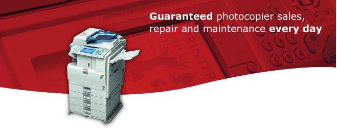 photocopiers repair Dewsbury